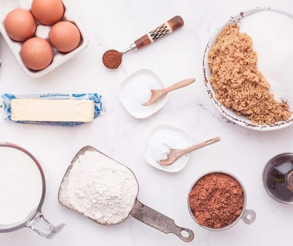 Ingredients In Devil's Food Cake