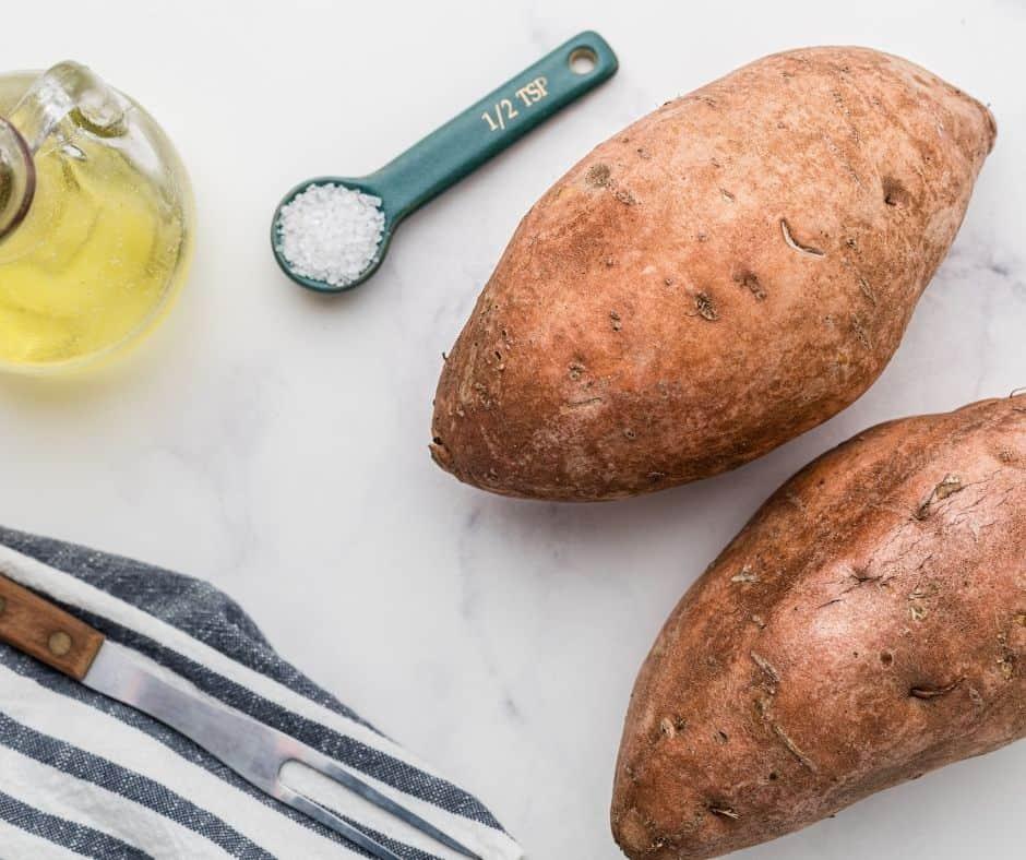 Ingredients Needed For Air Fryer Weight Watchers Sweet Potatoes