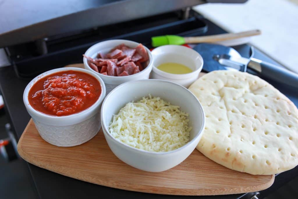 Ingredients Needed for Blackstone Pizza