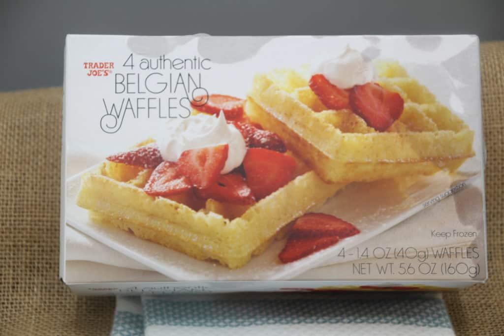 Trader Joe's Frozen Waffles