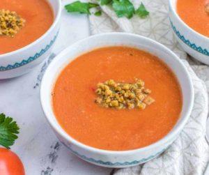 Instant Pot Homemade Tomato Soup