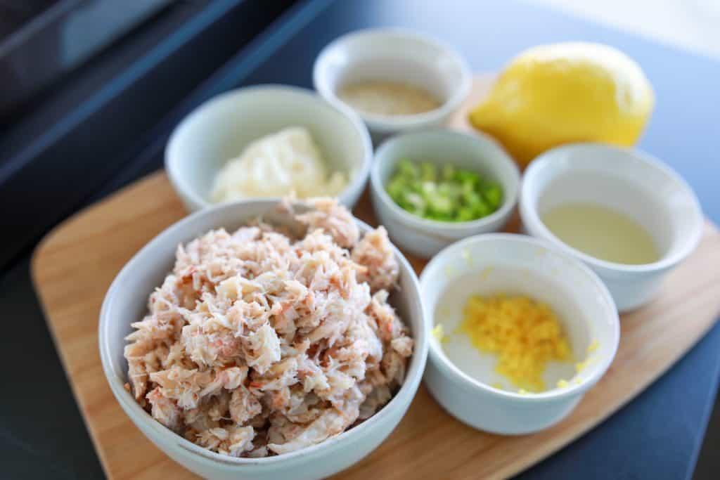 Ingredients Needed For Blackstone Crab Cakes
