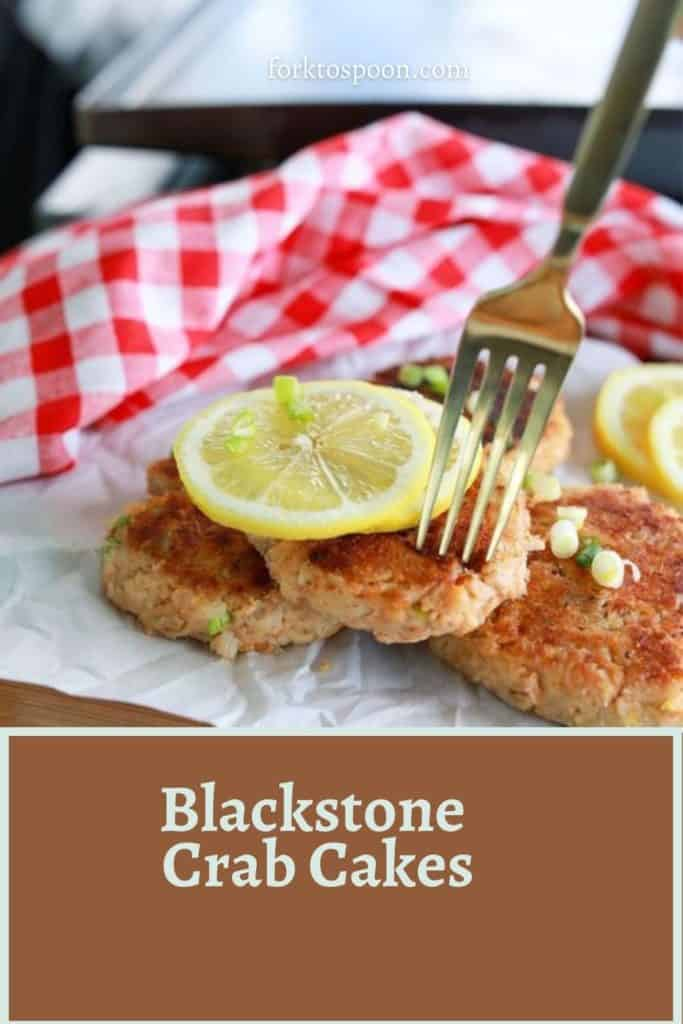 Blackstone Crab Cakes