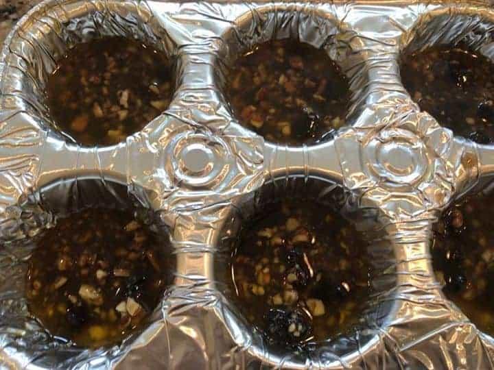 Pecan Rolls In Muffin Tin