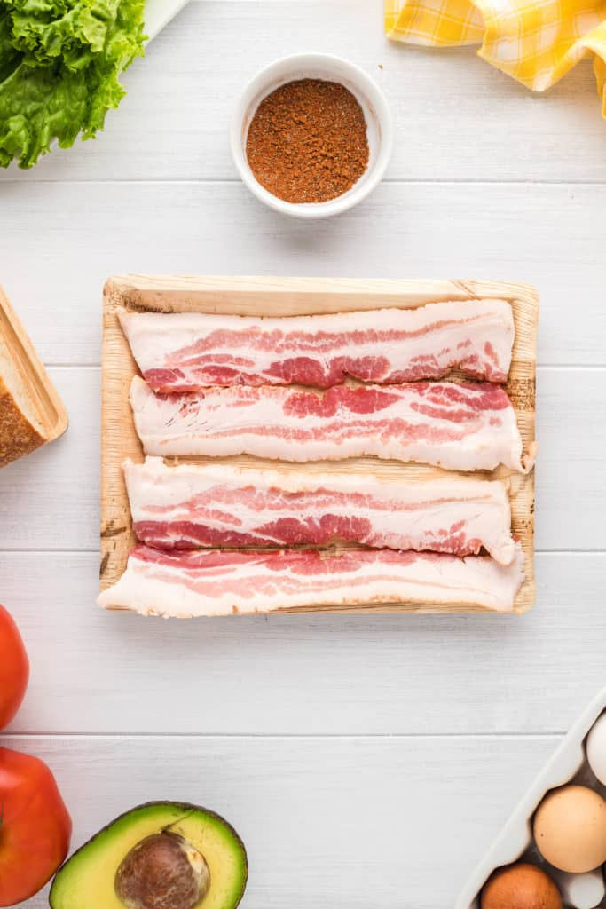 WHAT DO I NEED TO MAKE AIR FRYER MAPLE CANDIED BACON?
