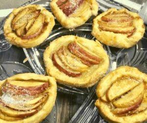 Air Fryer Easy Apple Tarts