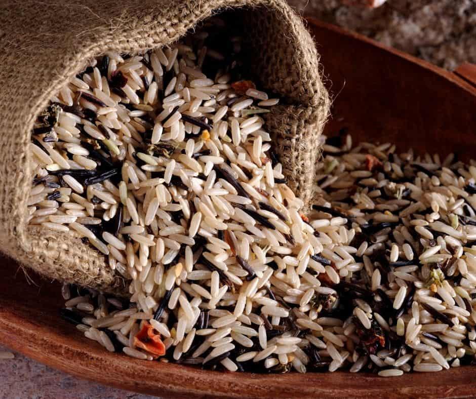 Ingredients Needed For Instant Pot Wild Rice