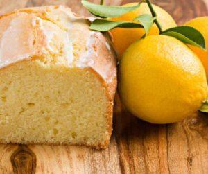 Air Fryer Lemon Quick Bread