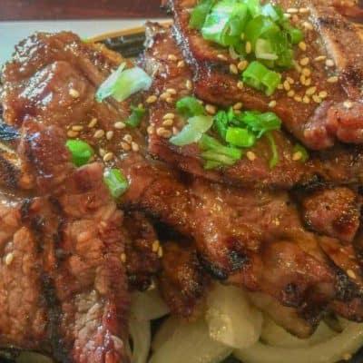 Instant Pot Korean Beef Short Ribs