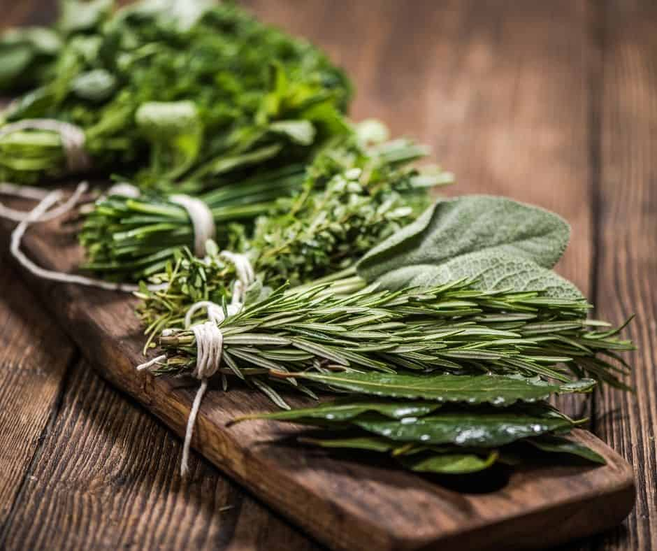 What Ingredients go into Chimichurri?