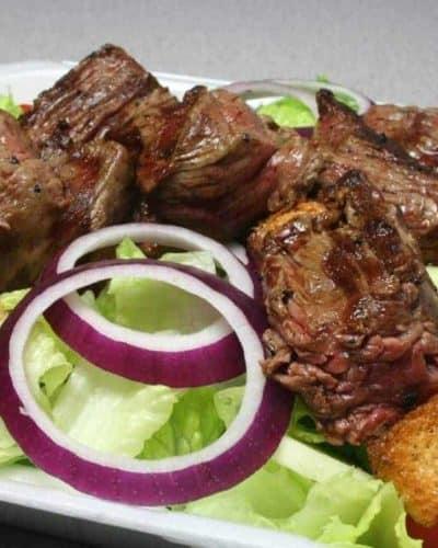 Air Fryer Steak Tip Recipe