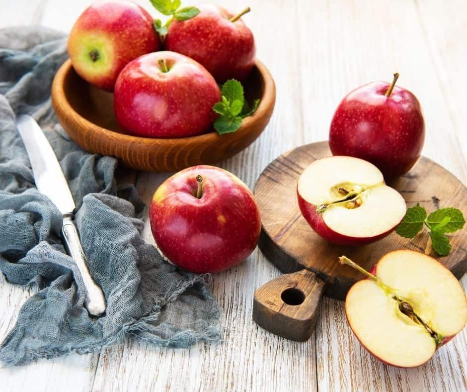 Ingredients Needed For Air Fryer Apple Pie