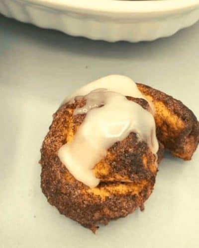 Air Fryer Copycat Cinnamon Taco Bell Delights