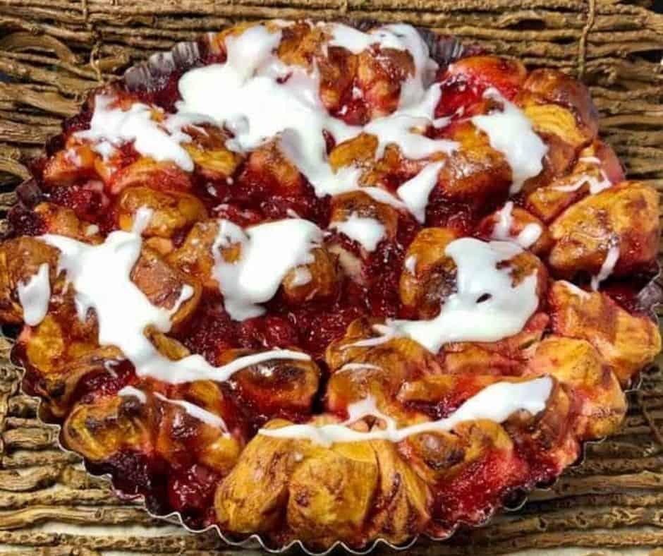Air Fryer Cherry Pie