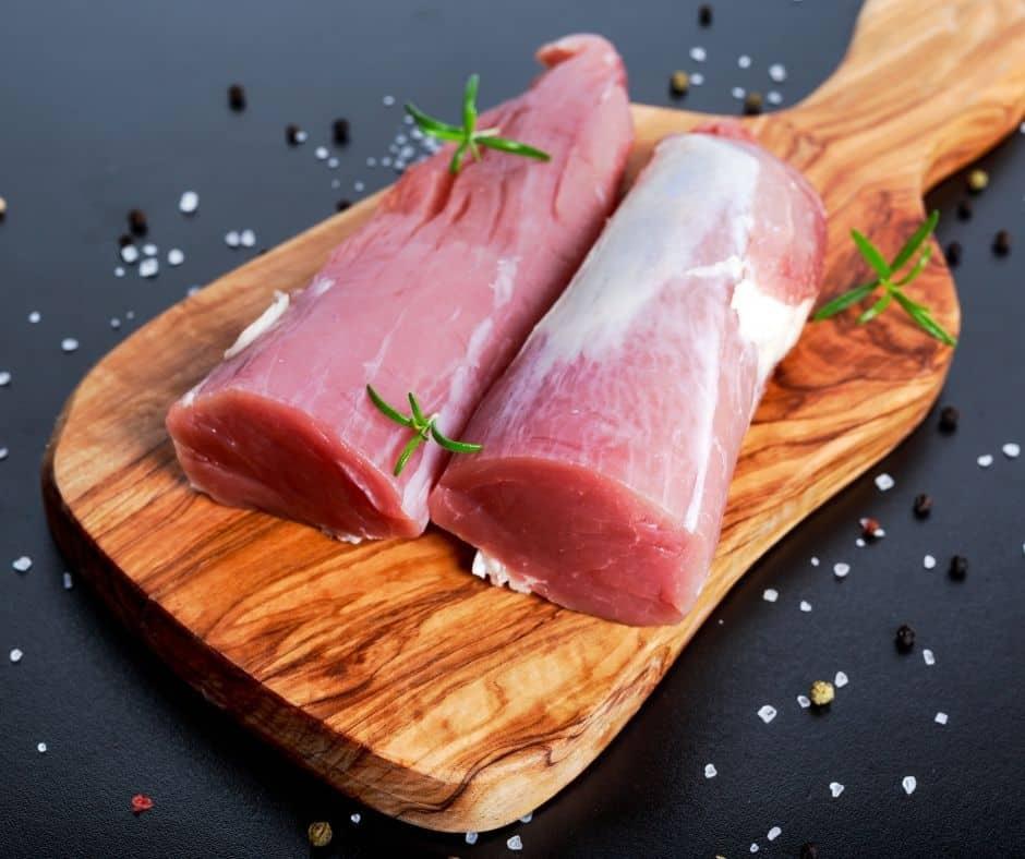 Ingredients Needed For Air Fryer Teriyaki Pork Tenderloin