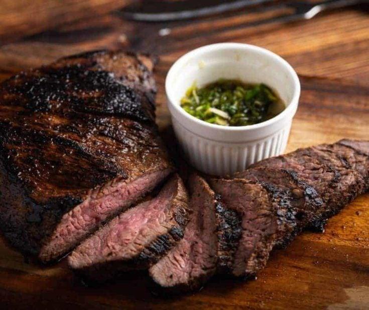 Air Fryer Tri-Tip Steak Recipe