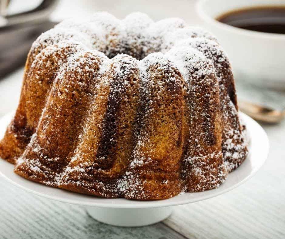 Air Fryer Oreo Cake