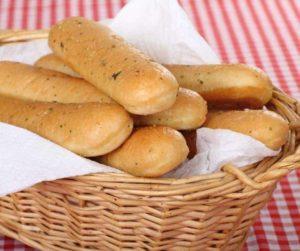 Air Fryer Frozen Breadsticks