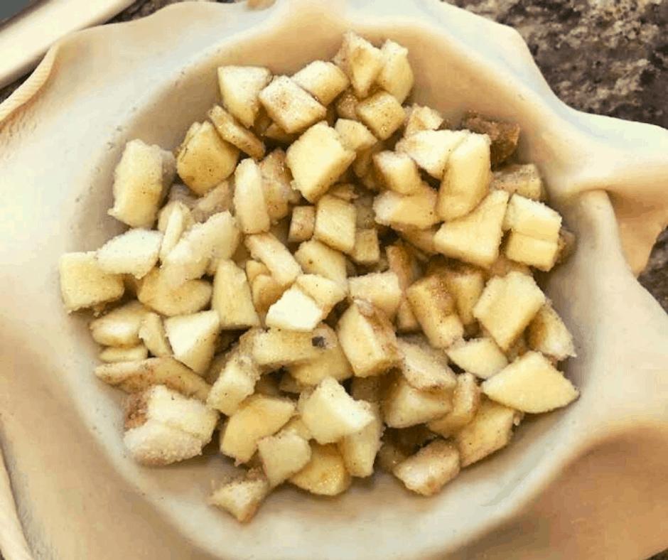 Air Fryer Apple Pie