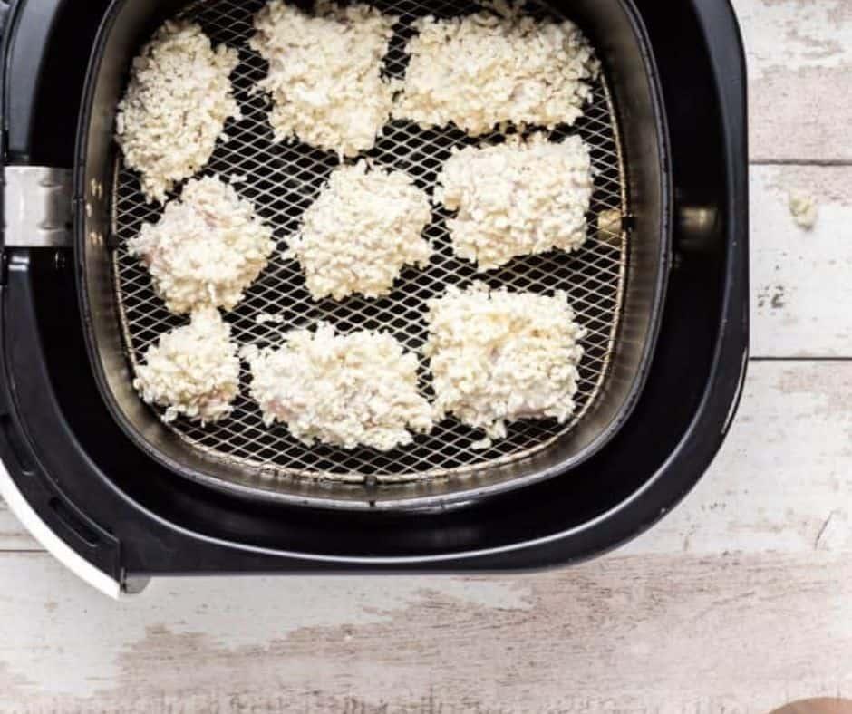 Bang Bang Chicken in Air Fryer