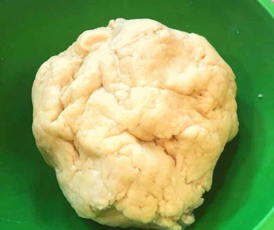 Dough in Bowl