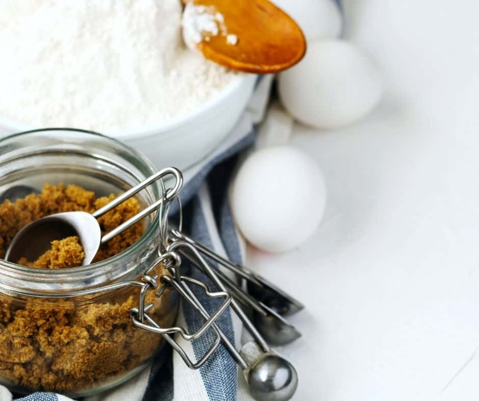 Ingredients Needed For Air Fryer Apple Cake
