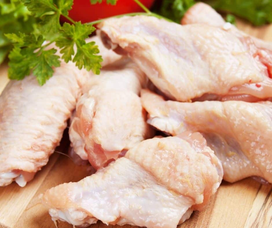 Ingredients Needed For Air Fryer Red-Pepper Jelly Wings