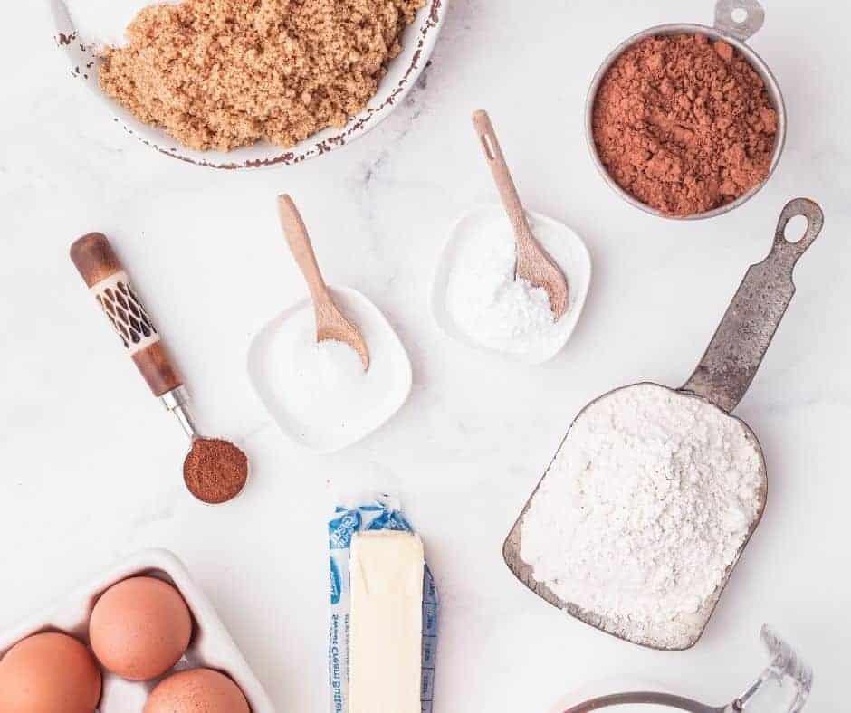 Ingredients In Air Fryer Homemade Devil's Food Cake
