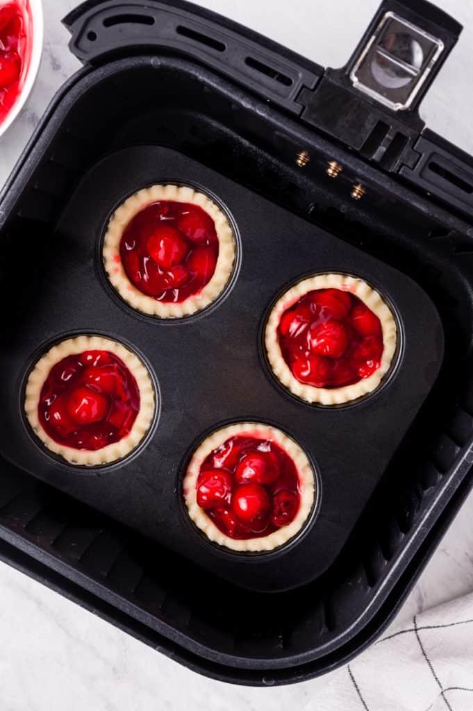 Air Fryer Cherry Pie Filling in Air Fryer