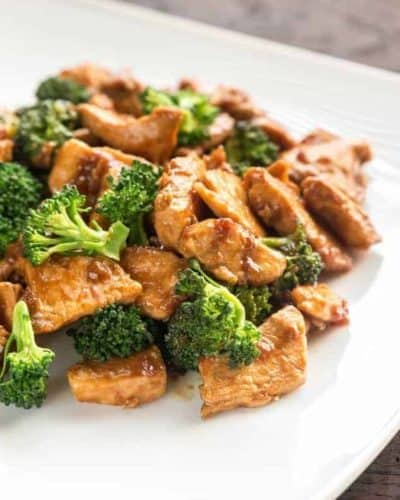 Air Fryer Honey Balsamic Chicken