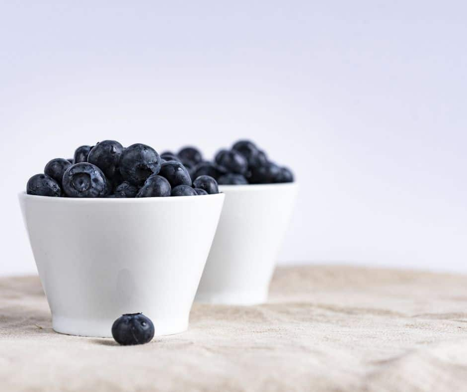Ingredients Needed For Air Fryer Blueberry Egg Rolls