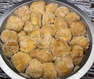 Air Fryer Cinnamon & Sugar Pull-Apart Donuts