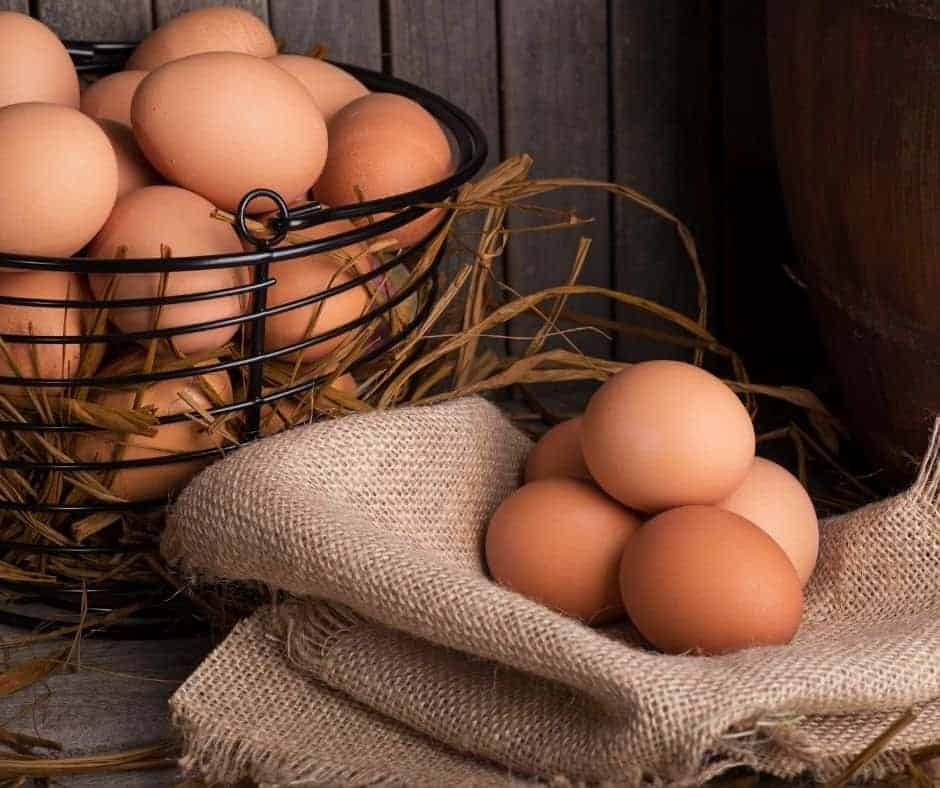 Ingredients Needed For Air Fryer Egg in Hole