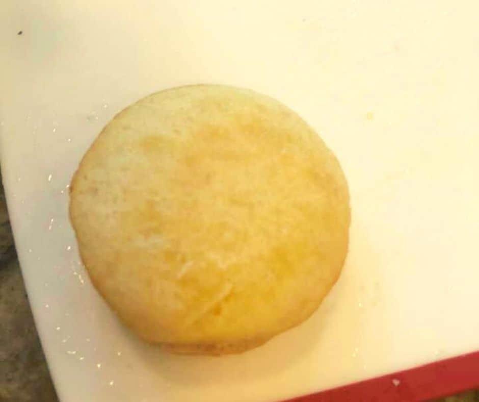 Air Fryer Jelly Donut