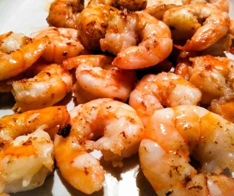 Air Fryer Old Bay Shrimp