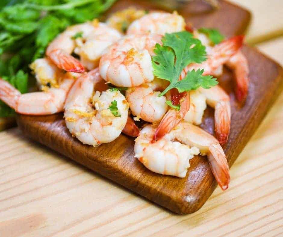 Ingredients Needed For Air Fryer Old Bay Shrimp