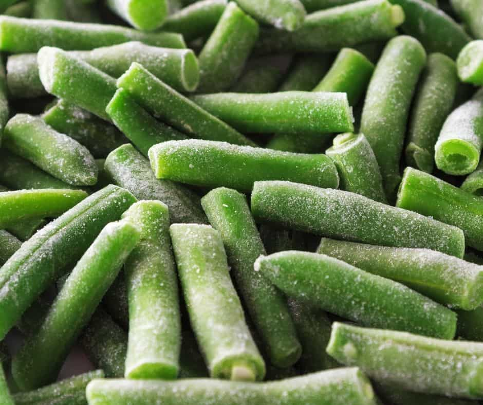 Ingredients Neeeded For Air Fryer Frozen Green Beans