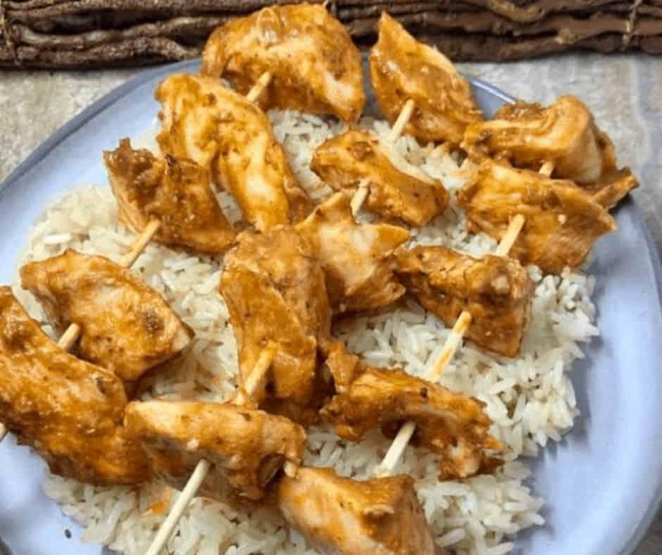 Air Fryer Chicken Tikka Masala