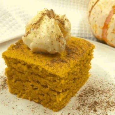 Air Fryer Pumpkin Cornbread