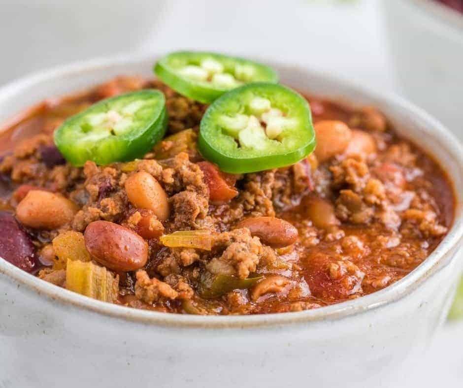 Instant Pot Wendy's Chili Copycat Recipe