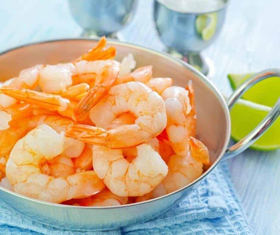 Ingredients Needed For Air Fryer Shrimp Po'Boy