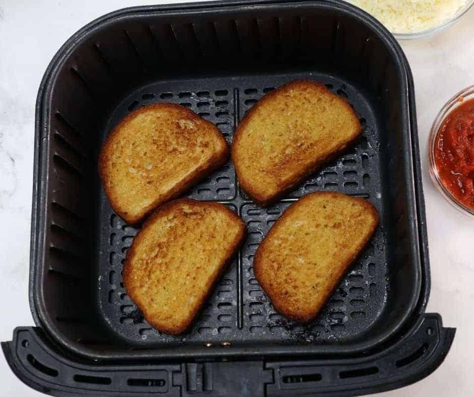 Golden Brown Texas Toast