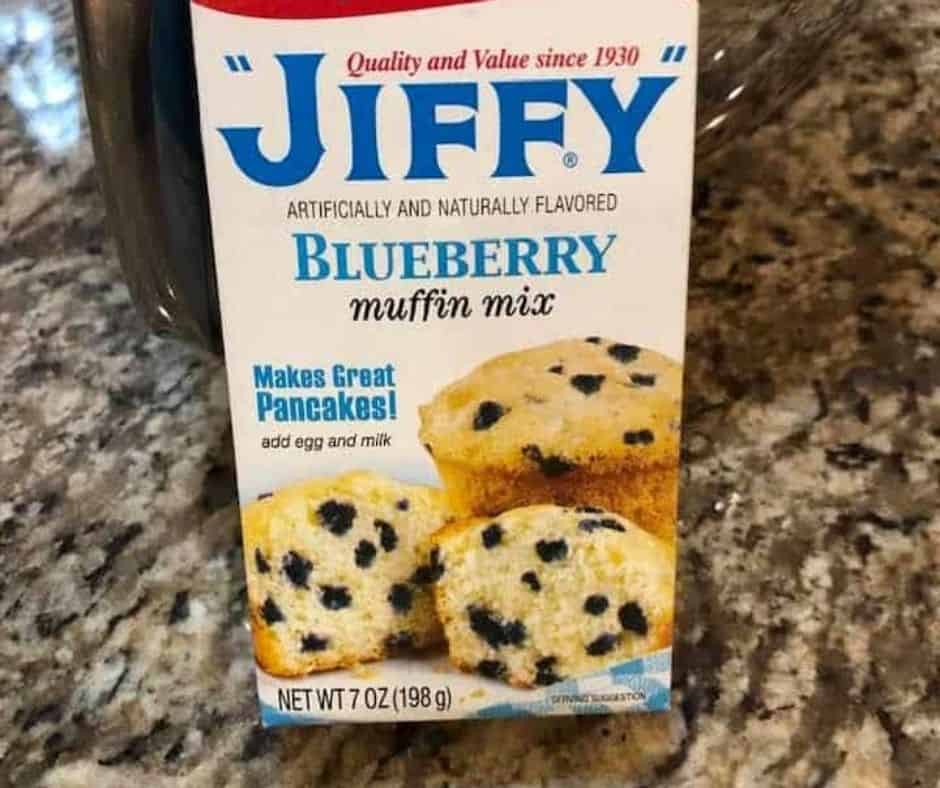 ngredients Needed For Air Fryer Blueberry Cookies