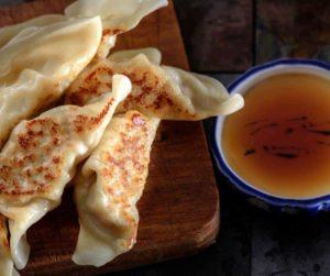 Air Fryer Frozen Dumplings, Potstickers, Gyoza, Wontons