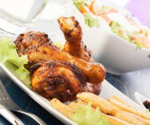 Air Fryer Peruvian Chicken Drumsticks