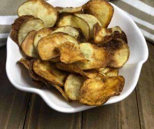 Air Fryer Potato Chip Recipe
