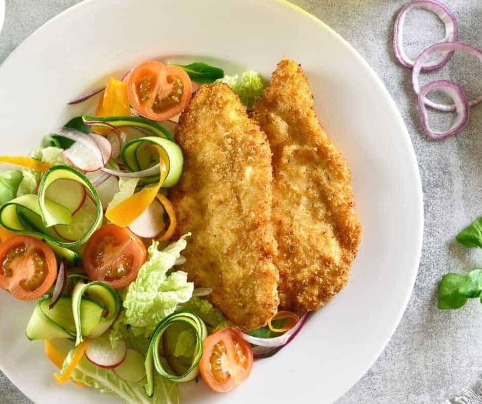 Air Fryer Ranch Chicken