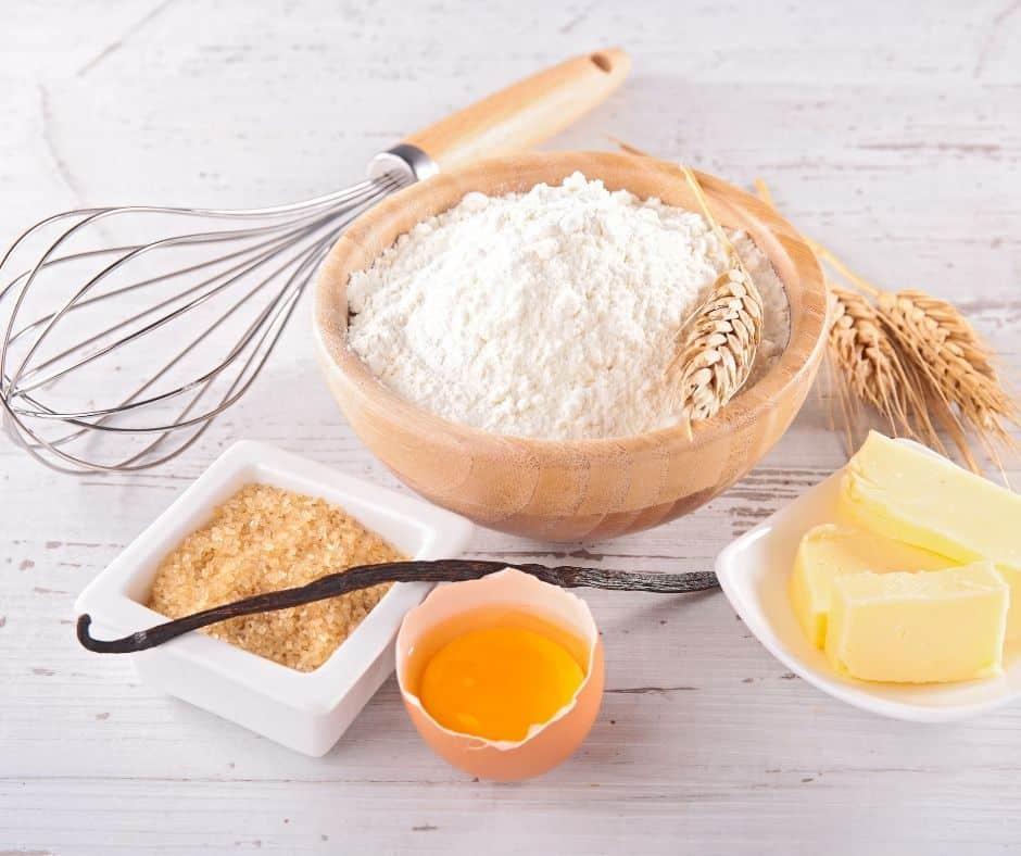 Ingredients Needed For Air Fryer Sugar Cookies