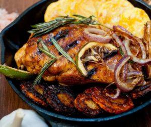 Air Fryer The Best BBQ Chicken