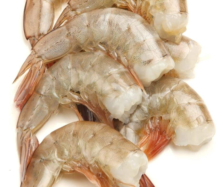 Ingredients Needed For Air Fryer Shrimp on the Barbie (Outback Copycat Recipe)